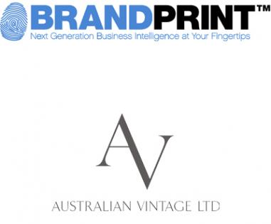 BrandPrind and Australian Vintage Ltd Logos