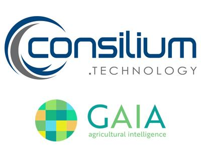 Consilium Technology and GAIA Logos