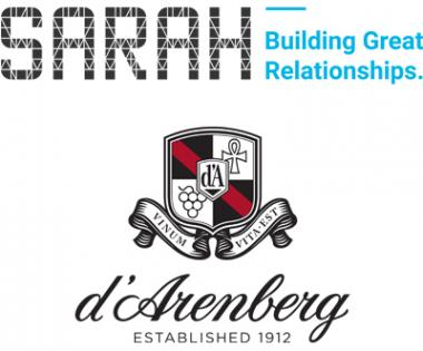Sarah Constructions and d'Arenberg Logos